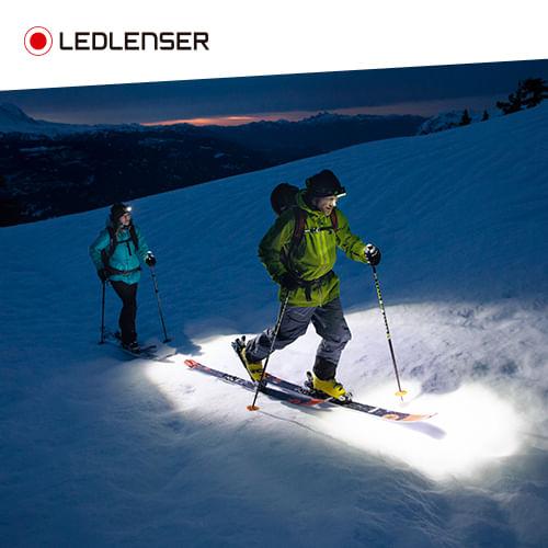 linternas nieve led-lenser
